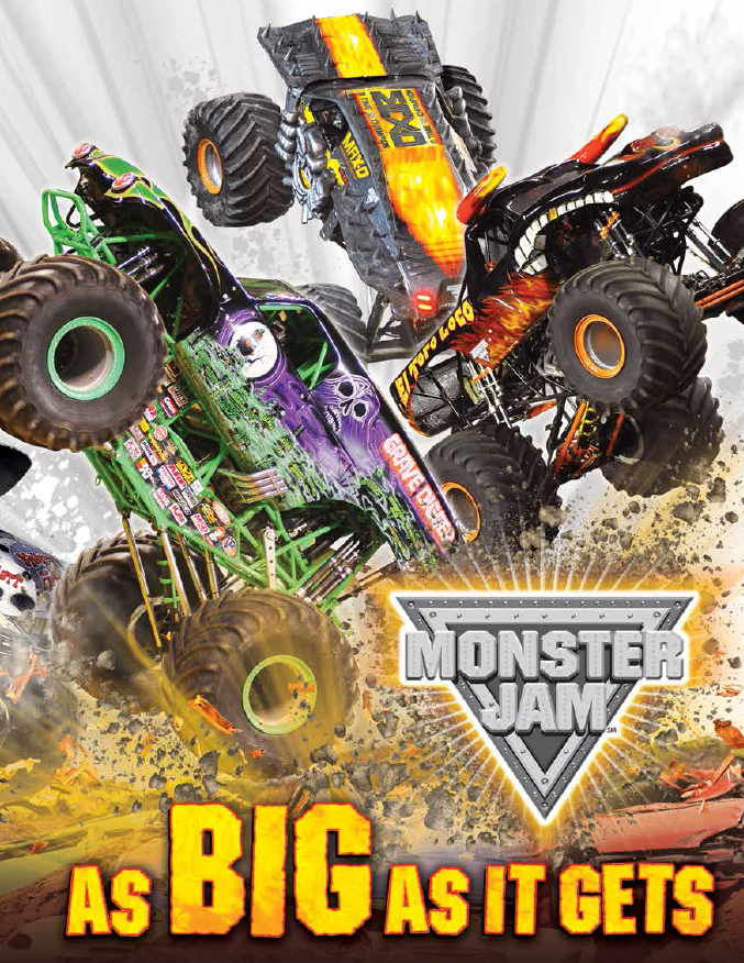 operaunica.tk is the official website of Monster Jam, the world's largest and most famous monster truck tour, featuring the biggest names in monster trucks including Grave Digger®, Maximum Destruction®, Monster Mutt®, El Toro Loco®, Captain's Curse®, and Blue Thunder®.