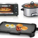 *HOT* THREE Small Kitchen Appliances FREE + FREE Shipping