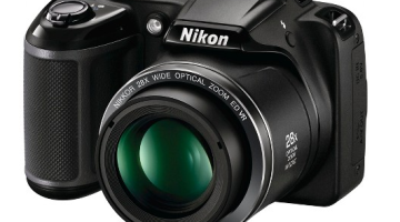 Nikon Coolpix L340 Digital Camera ONLY $99.99 (Reg. Price $229.99) + FREE Shipping