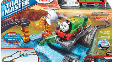 Thomas & Friends TrackMaster Harold's Flying Rescue ONLY $12.46 (Reg. Price $39.99)