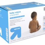 Stock-Up Price on Up & Up Baby Wipes at Target