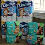 Rite Aid: $102.00 Worth of Pampers and Charmin Bath Tissue ONLY $14.97