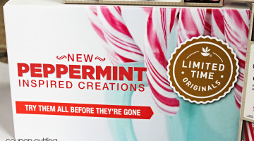 Peppermint Products at GIANT Food Store + a $25 Gift Card Giveaway