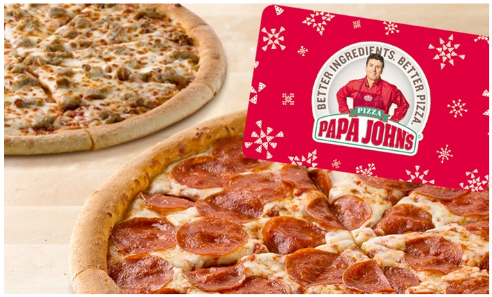 Papa John's: 2 Large Pizza and a $25 Voucher ONLY $25.00 (Reg. Value $55.00)