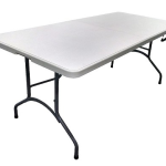 Target: 6′ Folding Banquet Table ONLY $27.00 (Reg. Price $38.99)