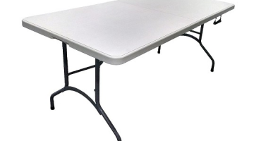 Target: 6′ Folding Banquet Table ONLY $29.99