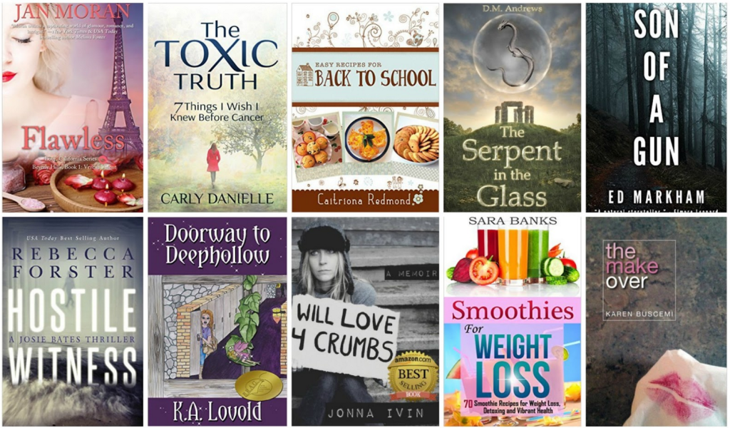 Free ebooks: 70 Smoothie Recipes For Weight Loss + More Books