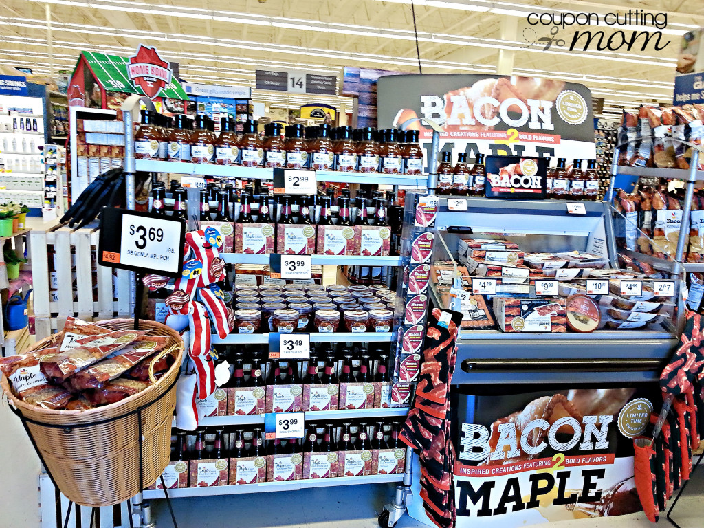 Bacon and Maple Limited Time Products at GIANT Food Store + Gift Card Giveaway