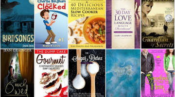 Free ebooks: Dump Cake Gourmet, Birdsongs + More Books