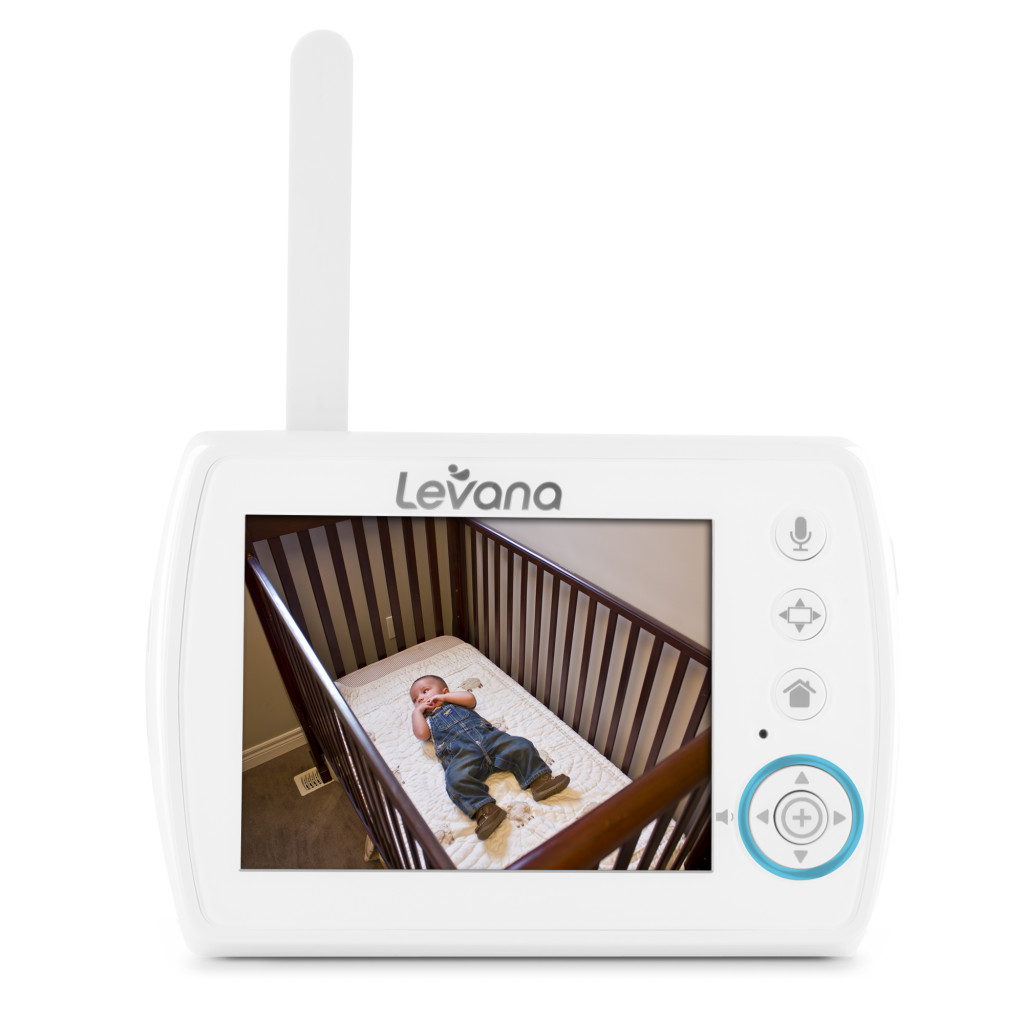 Do More Knowing Your Child Is Safe With Levana Baby Monitor + a Giveaway