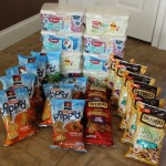 Giant Shopping Trip: $63 Worth of Quaker, Snyder's and More for $4.59