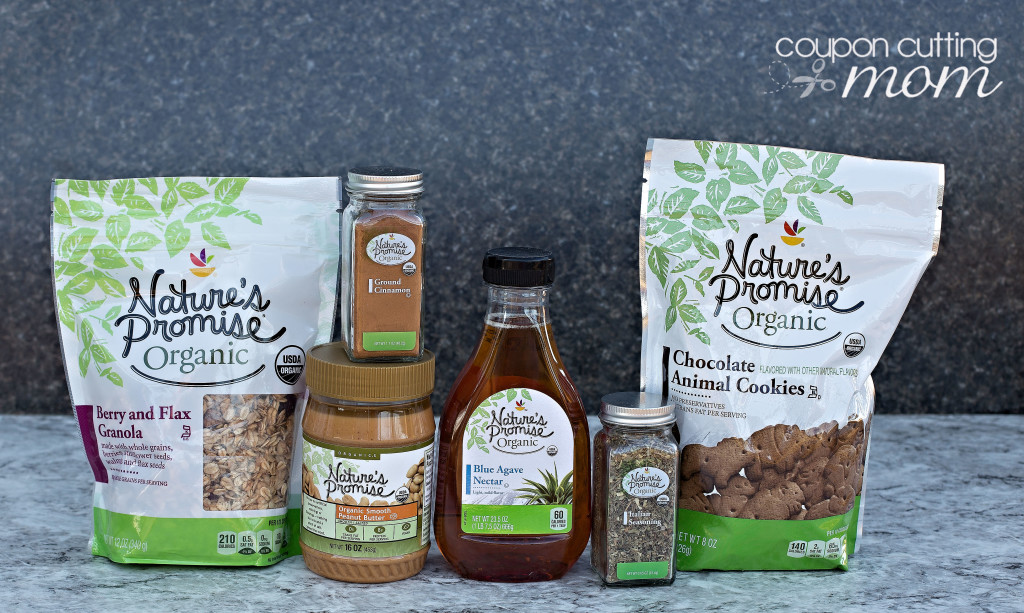 Nature's Promise Organics at Giant + a Giveaway