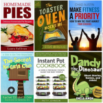 Free ebooks: Homemade Pies, Instant Pot Cookbook + More Books