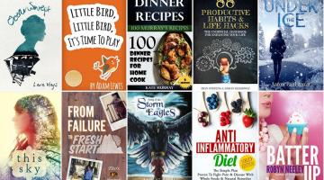 Free ebooks: Dinner Recipes, Batter Up + More Books