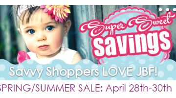 Just Between Friends Reading Spring Sale Info + a Huge Giveaway
