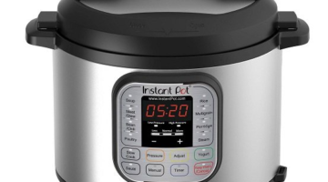 Instant Pot Multi-Functional Pressure Cooker ONLY $74.95 (Reg. Price $119.95)