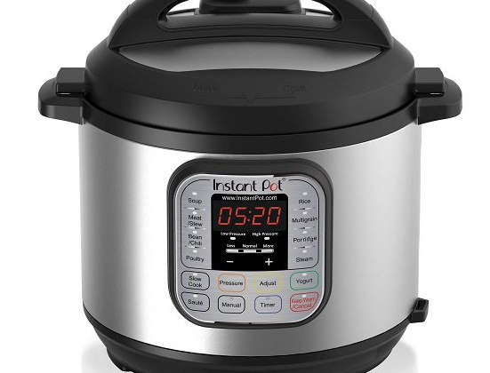 Instant Pot 10-in-1 6-qt. Programmable Pressure Cooker ONLY $66.48 (Reg. Price $189.99)