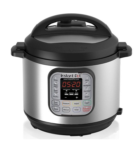 Instant Pot Multi-Functional Pressure Cooker ONLY $114.86 (Reg. Price $234.95)