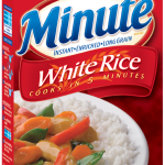 Minute Rice Products $4.58 Moneymaker at Giant