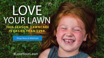 Love Your Lawn with Scotts® and a Giveaway