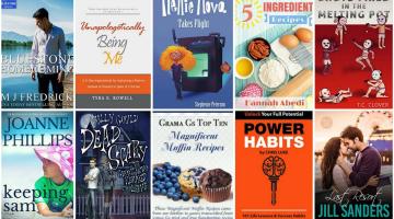 Free ebooks: Magnificent Muffin Recipes, Power Habits + More Books