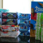 Giant Shopping Trip: $48 Worth of Huggies Wipes, Blue Bunny and More for $7.64 Moneymaker