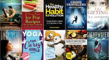 Free ebooks: The Gifting, You Make Me Proud + More Books