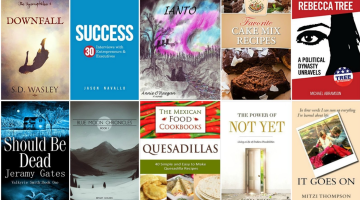 Free ebooks: Favorite Cake Mix Recipes, It Goes On + More Books