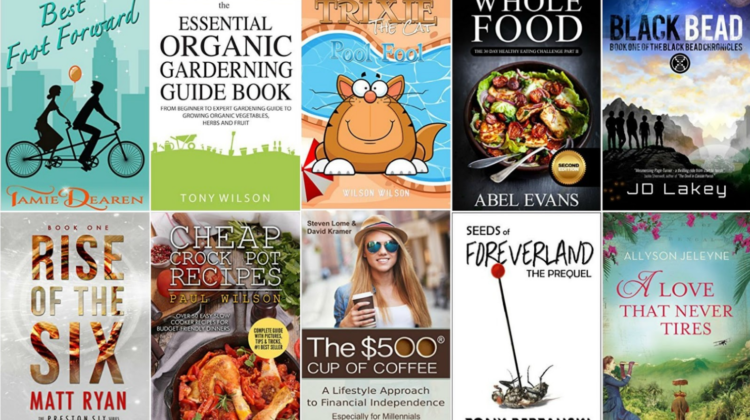 Free ebooks: Whole Food, Best Foot Forward + More Books