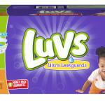 Save $5 on Luvs Diapers + $100 American Express Gift Card Giveaway #ShareTheLuv