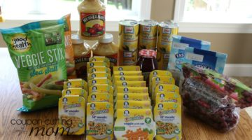 Giant Food Shopping Trip: $3 Moneymaker on Veggie Stix, Fresh Grapes, Tastykakes and More
