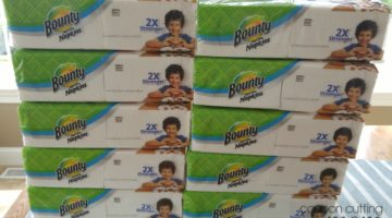 *HOT* Bounty Napkins ONLY $0.04 Per Pack (Reg. Price $1.79)