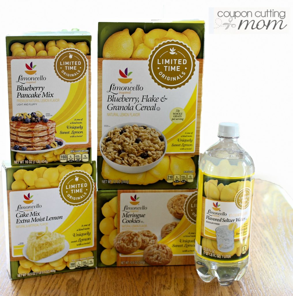 Enjoy a Taste of Summer with Giant Food Stores Limoncello Products + Gift Card Giveaway