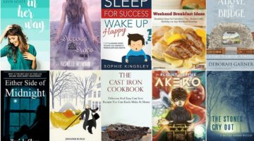 Free ebooks: Weekend Breakfast Ideas, The Cast Iron Cookbook + More Books