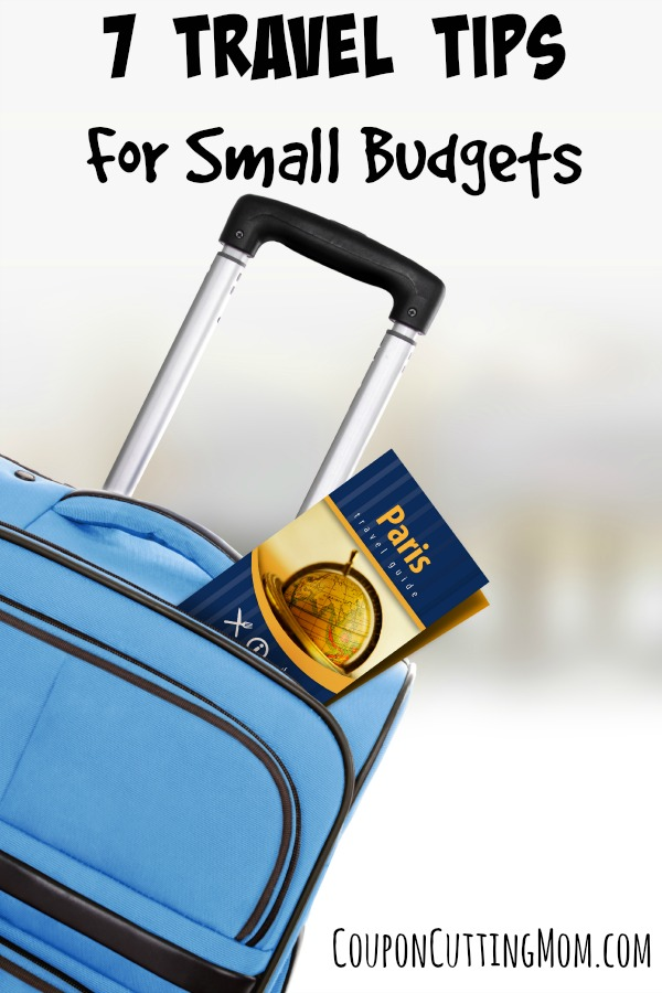 Travel Tips for Small Budgets