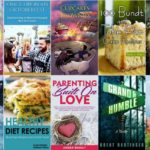 Free ebooks: Healthy Diet Recipes, Parenting Built On Love + More Books