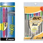 Rite Aid: FREE Bic and Pilot Pens, Pencils and More