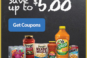 New Printable Pace, Prego, V8, SpaghettiOs and More Coupons