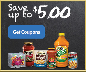 Campbell's Back to School Savings and Meal Inspirations