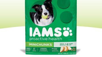 Save Big on IAMS Dog Food at Target