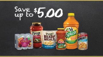 Get Ready for Back to School With These Campbell's Printable Coupons