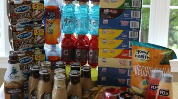 Giant Shopping Trip: $117 Worth of Lance Crackers, Starbucks Frappuccino and More ONLY $5.98