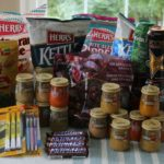 Giant Shopping Trip: $84 Worth of Beech-Nut, Rockstar and More ONLY $1.36