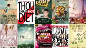 Free ebooks: Power Crock Pot, Easy Budget Meals + More Books