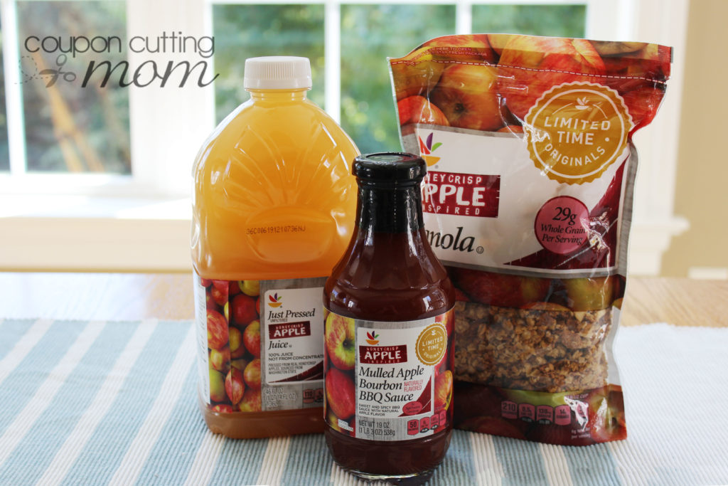 Celebrate Fall With All Things Honeycrisp Apple + $25 GIANT Food Gift Card Giveaway