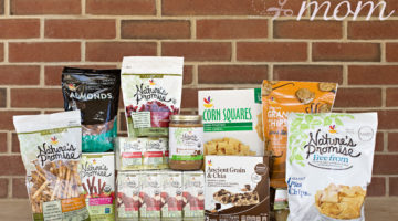 Building Better Back to School With Nature's Promise from GIANT Food Stores