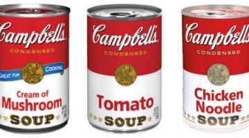 Campbell's Soups High-Value Printable Coupon & Giant Deal