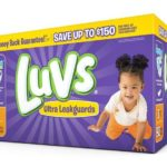 Save Money With a Luvs Diaper High Value Coupon