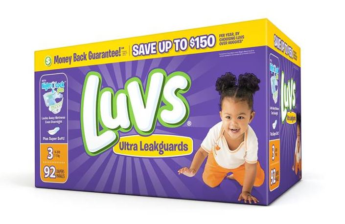 Save Money With a Luvs Diaper Coupon Printable