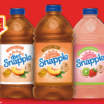 Rollback Pricing on Snapple® Tea at Walmart